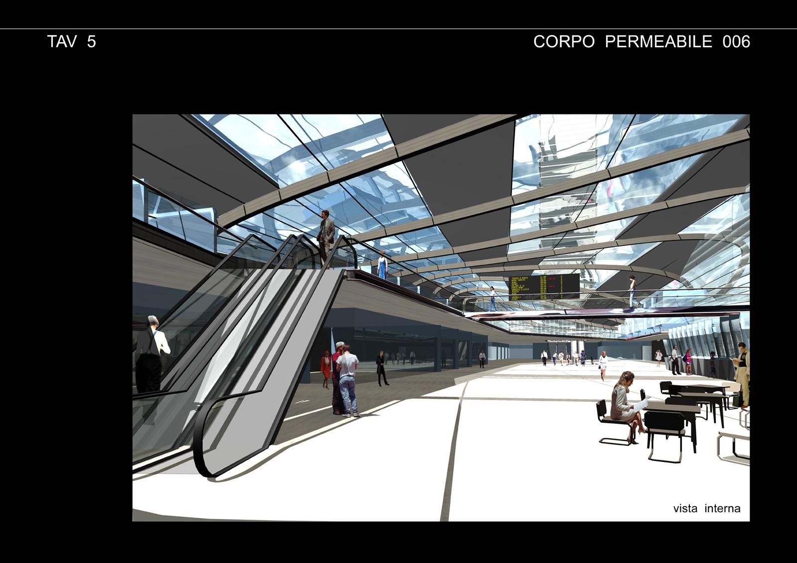Stazione porta susa g aa italian architect attilio - Treni porta susa ...