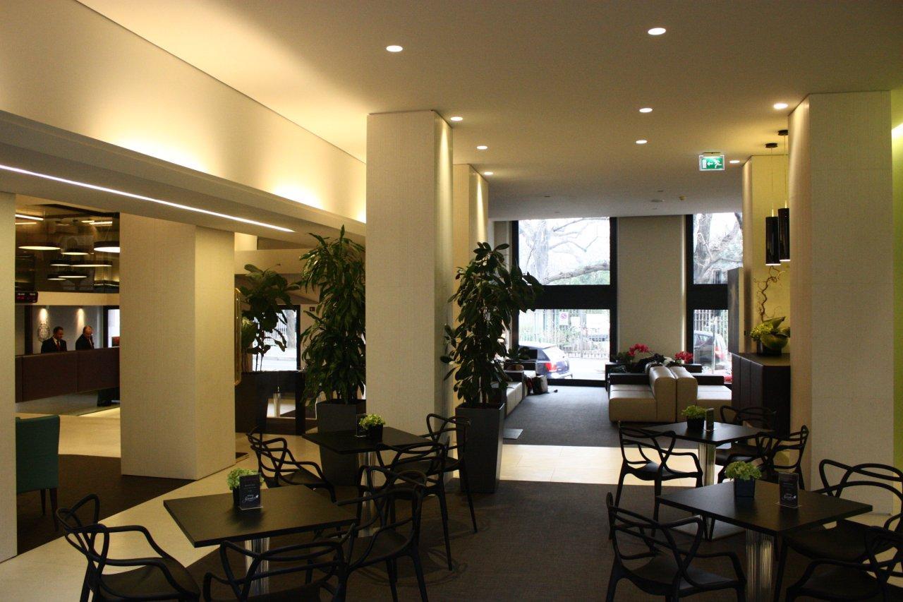 Hotel manin milano g aa italian architect attilio for Architetto per interni