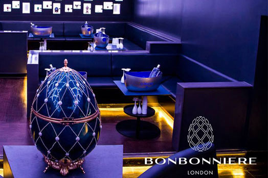 <strong>BONBONNIERE NIGHTCLUB LONDON<span><b>in</b>Commerciali </span></strong><i>→</i>