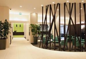 G*AA Architetti Hotel Manin Reception