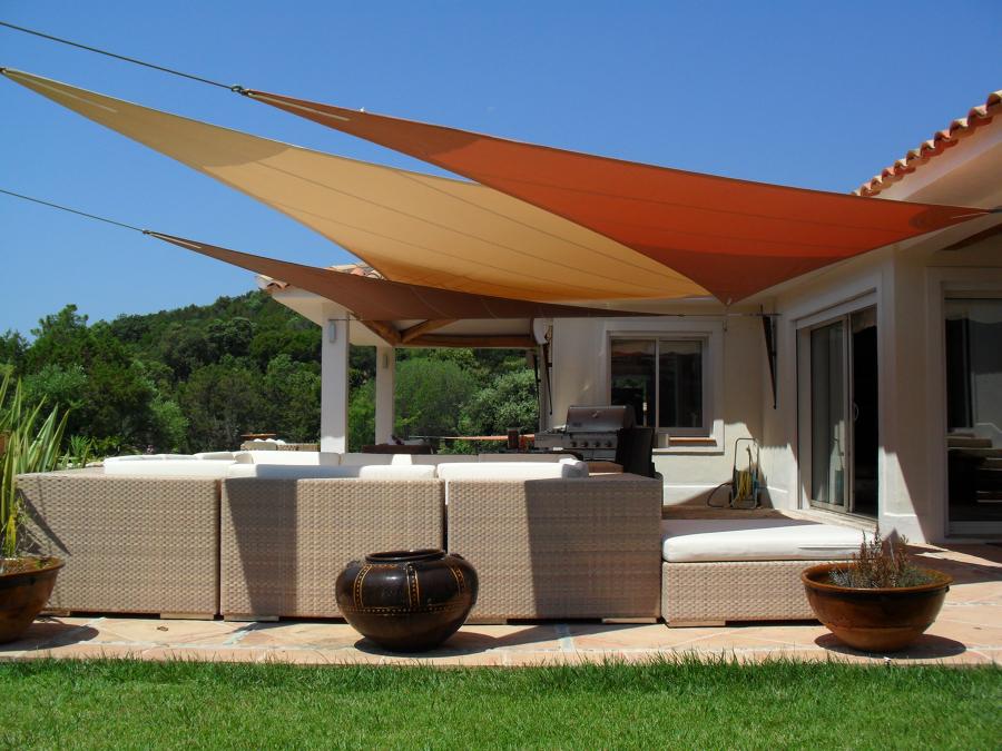 Pergolati Con Tende : Idee per arricchire il tuo giardino con tende e pergole g aa