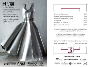 Mostra d'arte contemporanea-architettura-interior design-su gaa.it