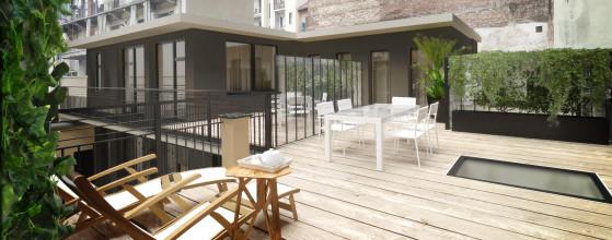 Ristrutturazione-interni-interior designer-Torino-case di lusso-sala da pranzo- architettura-interior design-progettazione-design interni-studi di architettura-su gaa.it
