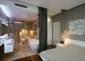 studio di architettura, architetti torino, architetti milano, architettura, appartamenti di luce bagni en suite, idee per arredare il bagno,la camera da letto come la suite di un hotel di lusso, su gaa.it