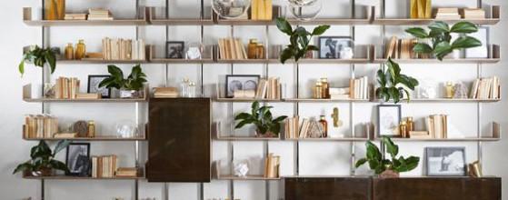 GAA-idee per decorare muri bianchi, libreria, studio di architettura torino e milano,suggerimenti di arredo