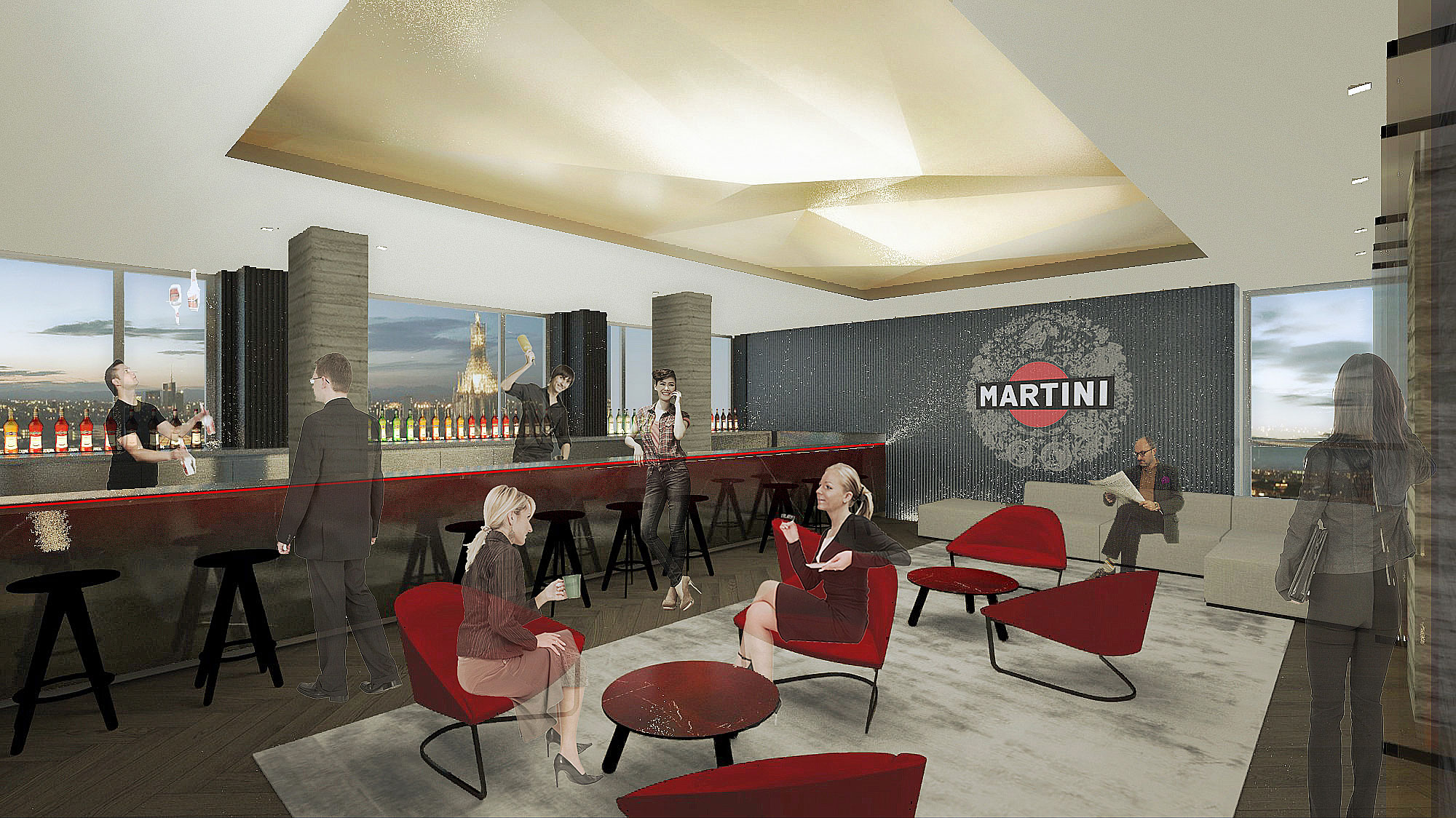 <strong>MARTINI TERRACE<span><b>view larger</b></span></strong><i>→</i>