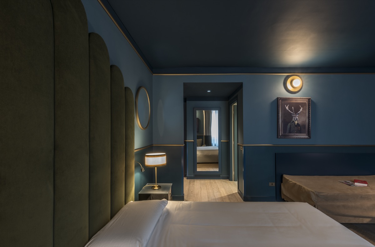 <strong>CLERICI BOUTIQUE HOTEL- LE CAMERE<span><b>view larger</b></span></strong><i>&rarr;</i>