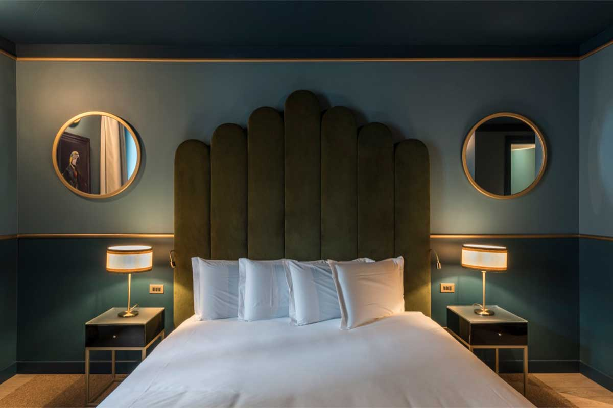 <strong>CLERICI BOUTIQUE HOTEL- GUEST ROOMS<span><b>in</b>Commercial </span></strong><i>→</i>