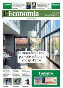 gaarchitetti, corriere della sera, Italianarchitect, italianarchitecture, gaaproject, articolo del giornale corriere della sera su gaa.it